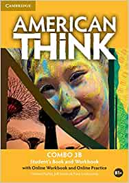 American Think Level 3 Combo B with Online Workbook and