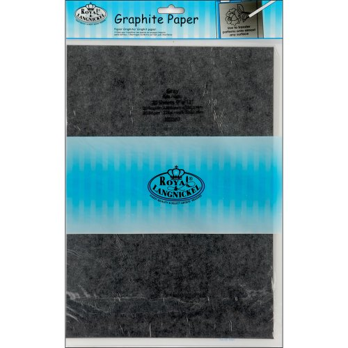 royal-brush-9-inch-by-13-inch-graphite-paper-20-sheet-grey