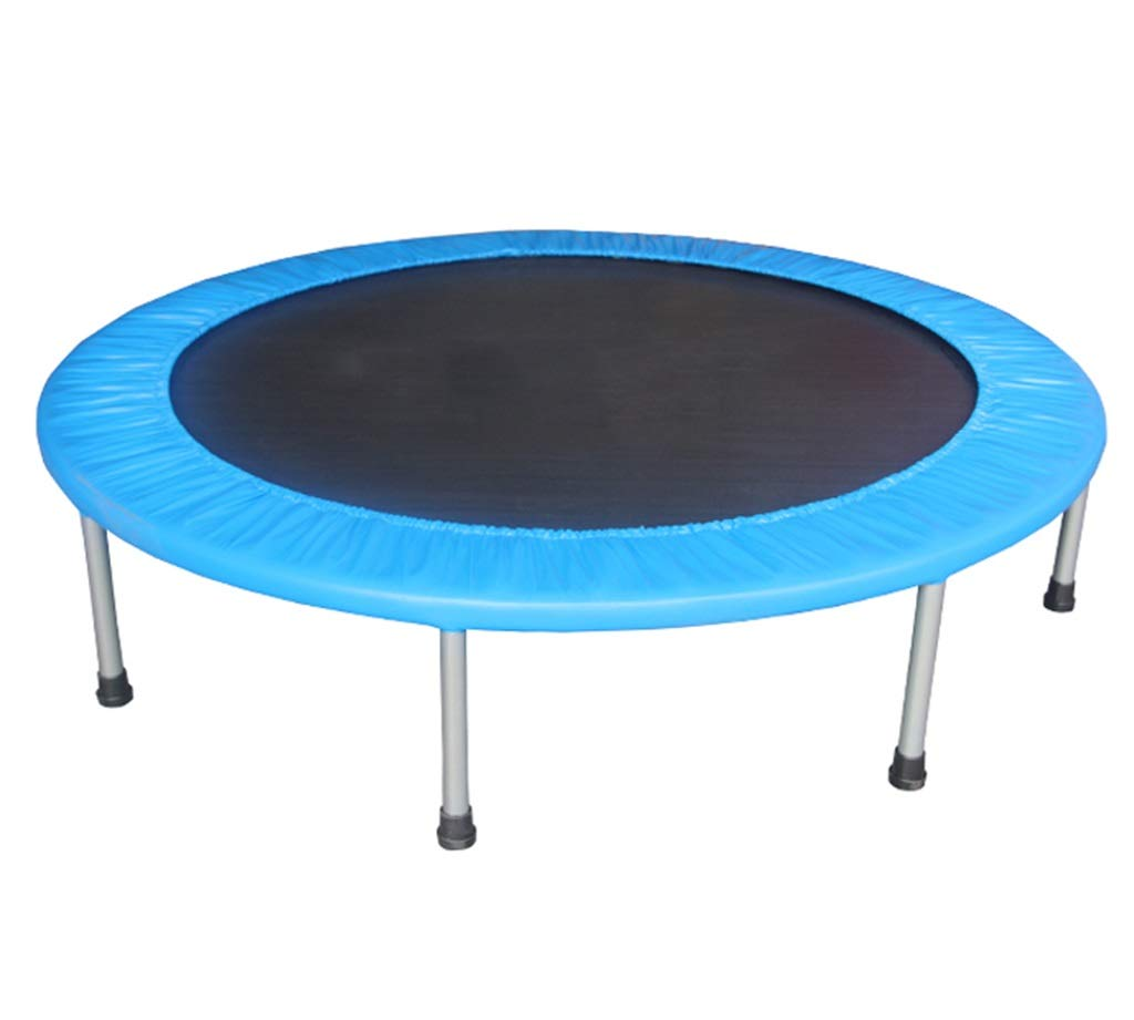 LKFSNGB Indoor and Outdoor Fitness Mini Trampoline Suitable for Physical Exercise and Cardio Workouts Maximum Weight 440 Pounds by LKFSNGB