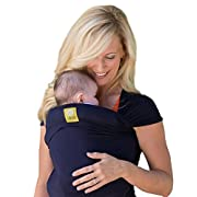 Tie the Knot Baby Wrap by LILLEbaby – Navy