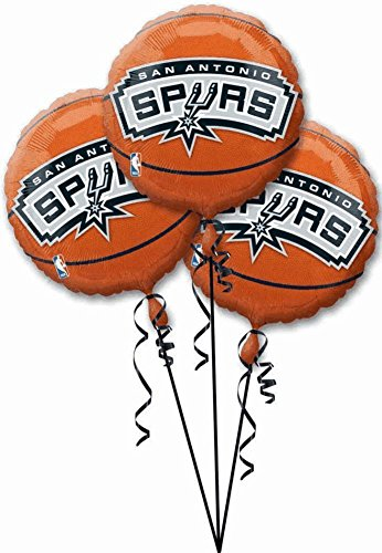 balloon 3-pk san antonio spurs]()