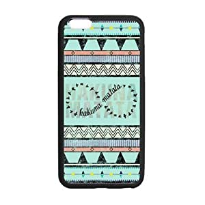 Protective TPU Rubber Coated Case Cover for iPhone 6 Plus -