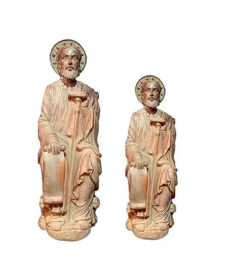 ZINGS Réplica de la Figura del Apóstol Santiago de ...