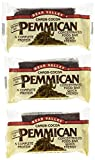 Bear Valley Pemmican Bars, Carob Cocoa, 3.75-Ounce Bars (Pack of 12)