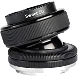 Lensbaby Composer Pro with Sweet 50 Optic for Canon, 50mm f/2.5