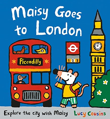 Maisy Goes To London [Idioma Inglés]