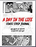 A day in the life: 365 pages of comic strip