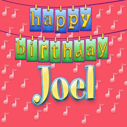 Amazon.com: Happy Birthday Joel: Ingrid DuMosch: MP3 Downloads