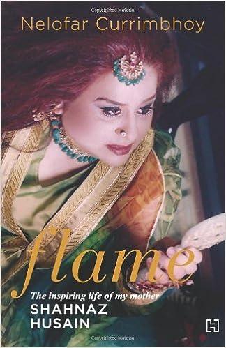 Flame: The inspiring life of my mother Shahnaz Husain price comparison at Flipkart, Amazon, Crossword, Uread, Bookadda, Landmark, Homeshop18