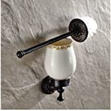 Oil Rubbed Bronze Toilet Brush