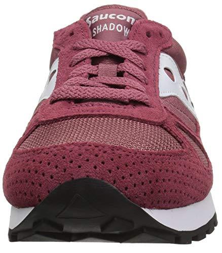 Saucony bianco Shadow Rosso Sneaker Uomo Original nero A4qPTR