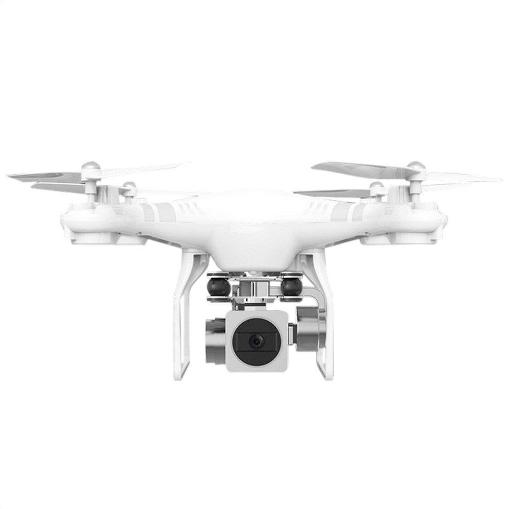 ZY SH5HD 2.4G Fernbedienung Vier-Achsen-Flug 2.4Ghz 4-Kanal 6-Achsen-Gyro-Fernbedienung Drohne Mit Leistungsanpassung 0.3MP HD Kamera 1080P Flugzeug ESC-Kamera