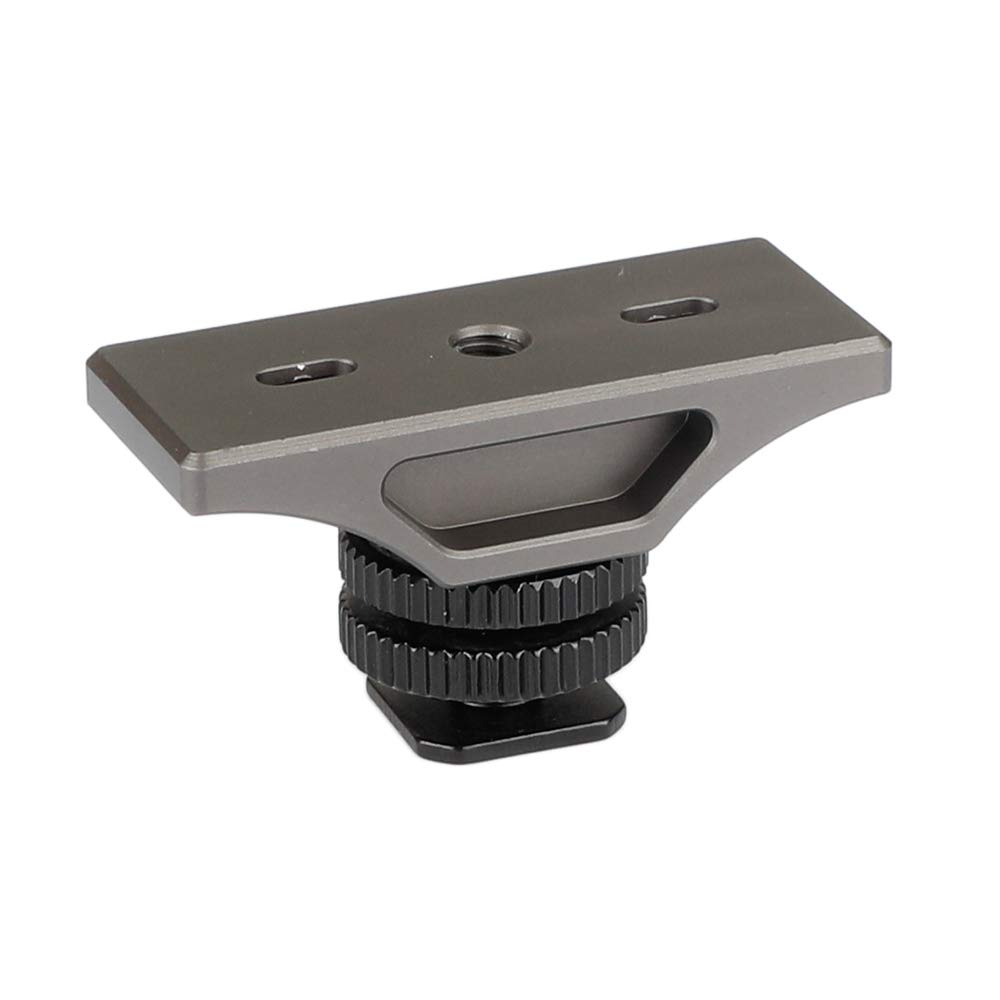 CAMVATE Extension Support Shoe Adapter Mount for SDI to HDMI Converter