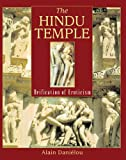 The Hindu Temple, Alain Daniélou, 0892818549