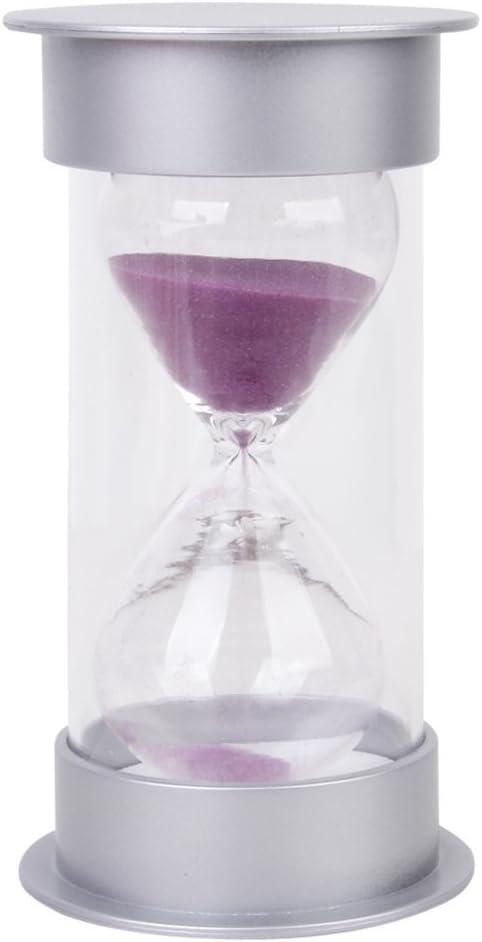 Runfon Sablier 10 Minutes Horloge de Sable