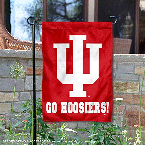 IU Hoosiers Garden Flag and Yard ()