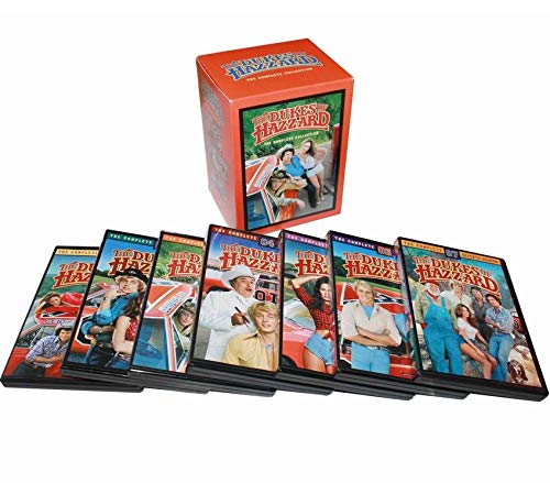 The Dukes of Hazzard: The Complete Series DVD Box Set Season 1-7