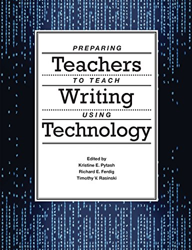 Large book cover: Preparing Teachers to Teach Writing Using Technology