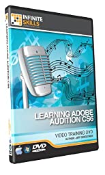Learning Adobe Audition CS6 - Training DVD - Tutorial Video