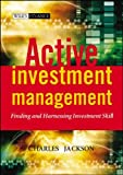 Active Investment Management, Charles Jackson, 0470858869