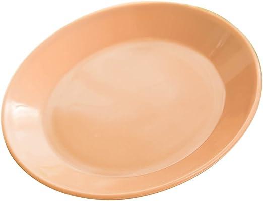 BESTONZON - Lote de Platos para Tartas (Color marrón Claro) con ...
