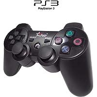 Controle PS3 Sem Fio Wireless P/ Playstation 3 Dualshock Analógico, Joystick PS3, Manete Ps3