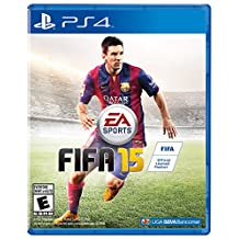Fifa 15 - PlayStation 4 - Bilingual (English and French) - Standard Edition