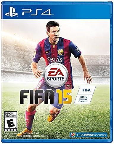 Electronic Arts FIFA 15 PS4 - Juego (PlayStation 4, Deportes, ENG): Amazon.es: Videojuegos