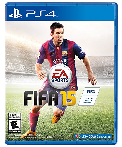 FIFA 15 – PlayStation 4