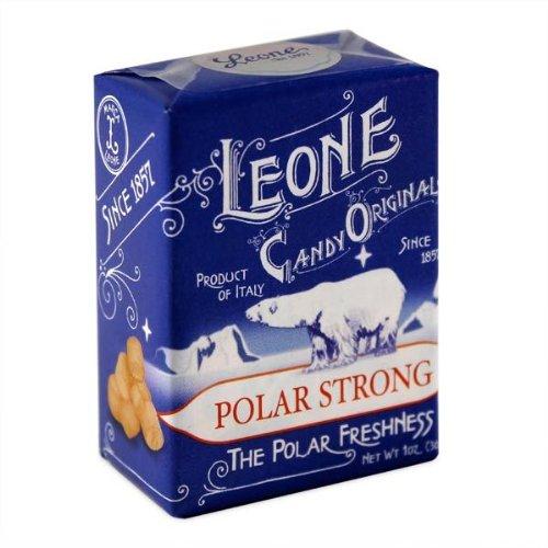 Polar Strong Mint Pastilles pastilles by Pastiglie Leone