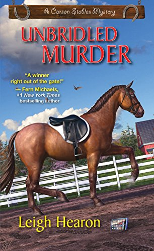 Unbridled Murder (A Carson Stables Mystery) cover