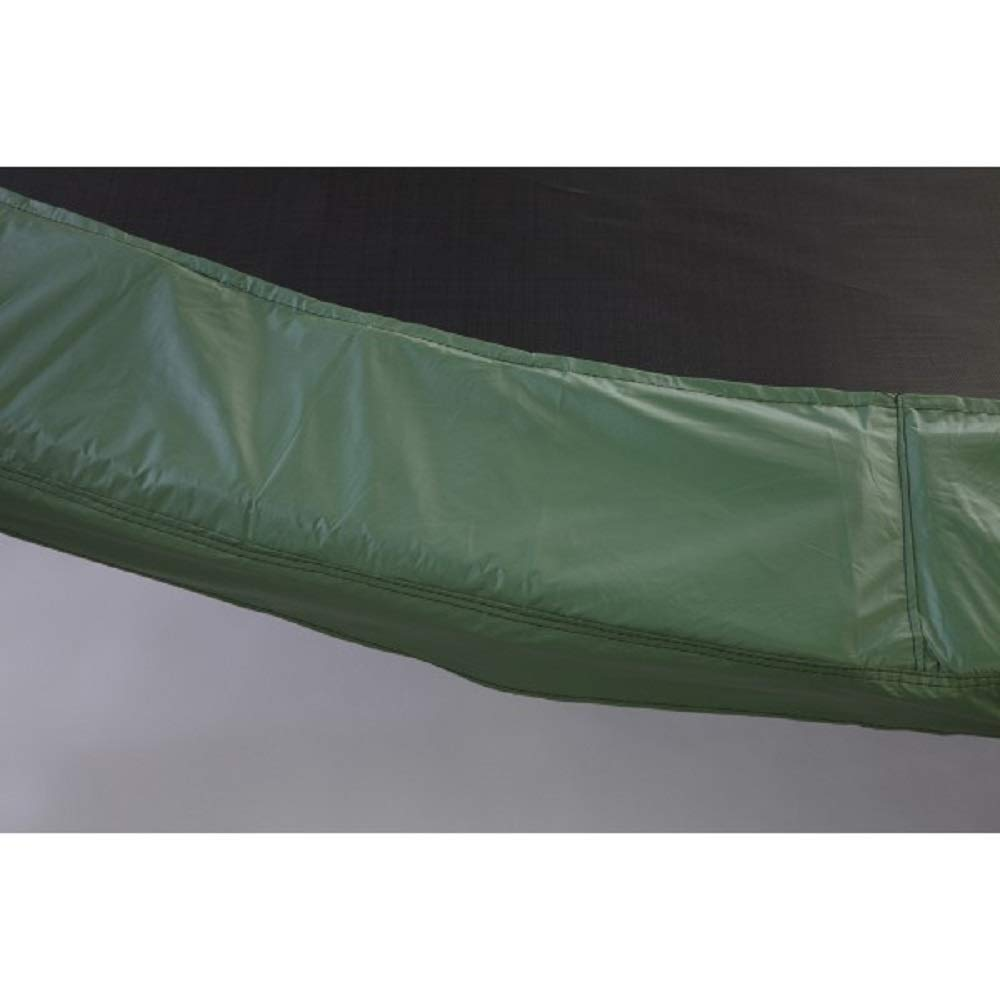 JumpKing 10' Green Safety Pad 9'' Wide