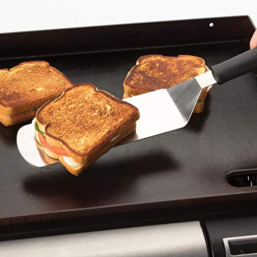 Cuisinart CIT-6012 Griddle Spatulas 2-Pack Stainless Steel