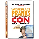 Workplace Pranks & Other Ways to Con Your Coworkers