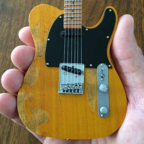 Bruce Springsteen – The Boss – Guitarra en miniatura con licencia ...