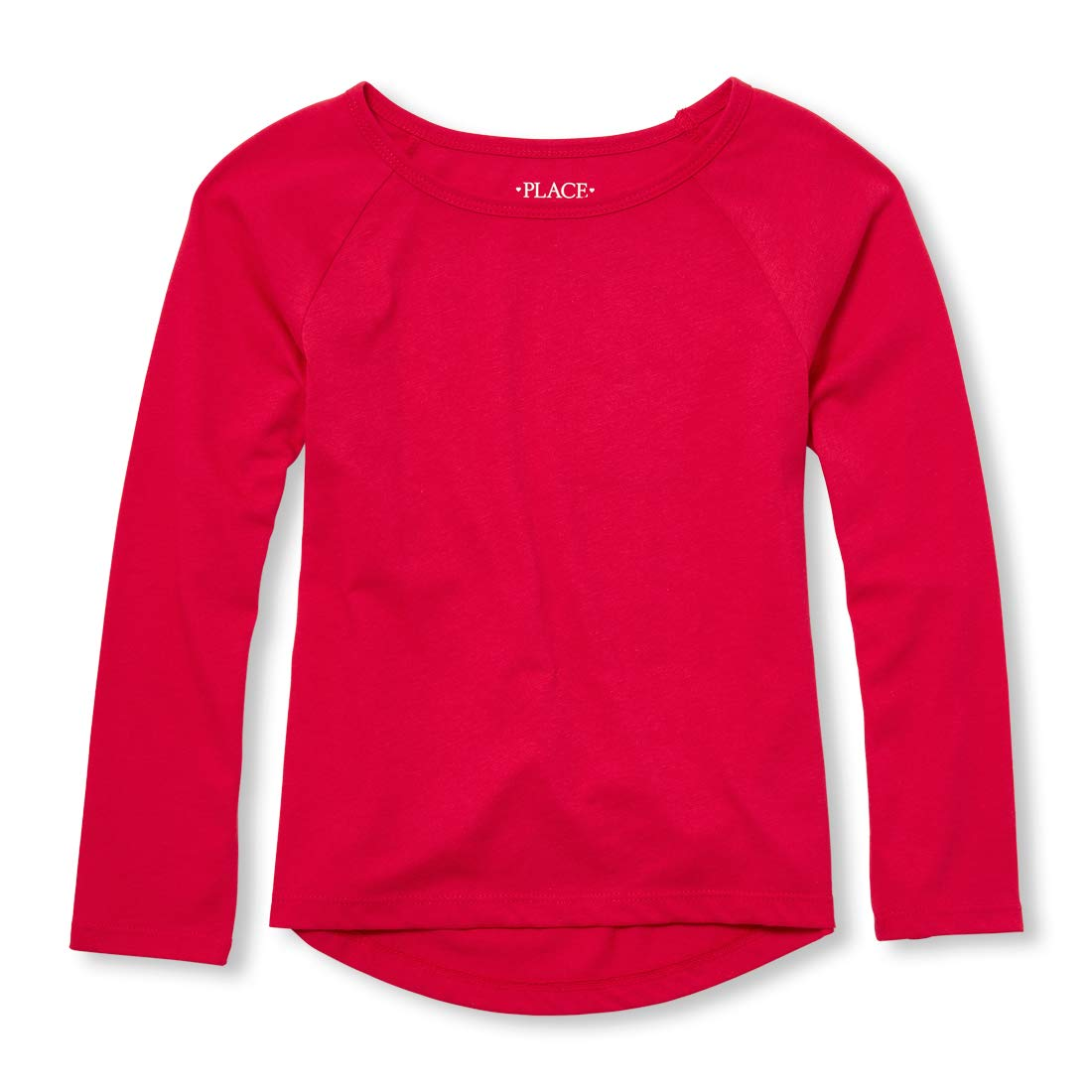The Childrens Place Big Girls Long Sleeve Tops