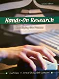 Hands-on Research : Simplifying the Process, Shaw, Lisa and Olaguibel Lundahl, Jennie, 075758666X