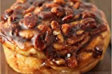Gluten Free Cinnamon Swirl Caramel Buns Mix