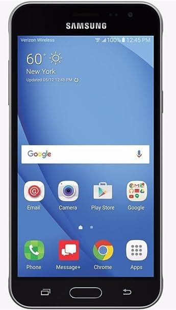 Samsung Galaxy J3 (2016) J320V Verizon CDMA 4G LTE Quad-Core ...