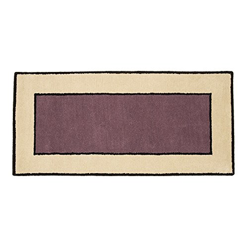 Minuteman International Contemporary II Dusk Wool Hearth Rug, Rectangular