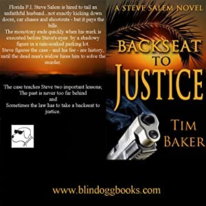 Back Seat to Justice Audiobook