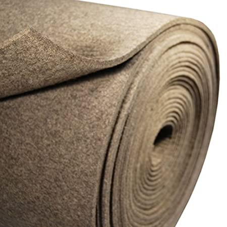 F7 Felt 1' Long X 3/8' Thick X 72' Wide The Felt Store
