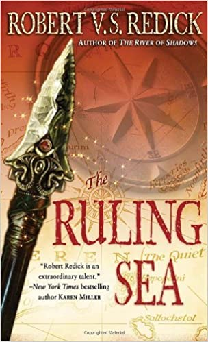 The Ruling Sea (Chathrand Voyage) by Robert V. S. Redick (2010-12-28)