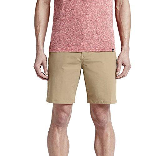 Hurley Icon Chino 19in Walk Shorts 32 inch Khaki