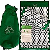 Best Back Pain Acupuncture Mats - High Quality Acupressure Mat and Pillow-Upper and Lower Review