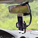 Feporo Mobile phone support for Automobile rearview mirror CC7