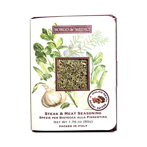Borgo de Medici Steak & Meat Seasoning