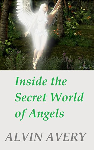 Book: Inside the Secret World of Angels by Alvin Avery