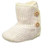 UGG I PURL Boot, Ivory, 5 M US Toddler