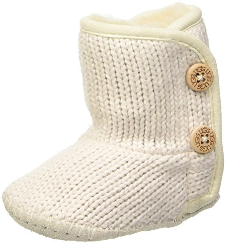 I PURL Boot, Ivory, 5 M US Toddler